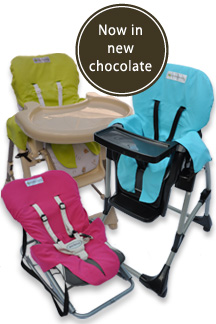Grubby Bubby Highchair >>