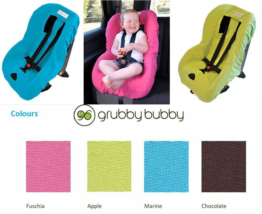 Universal Infant Car Seat Covers - Velcromag